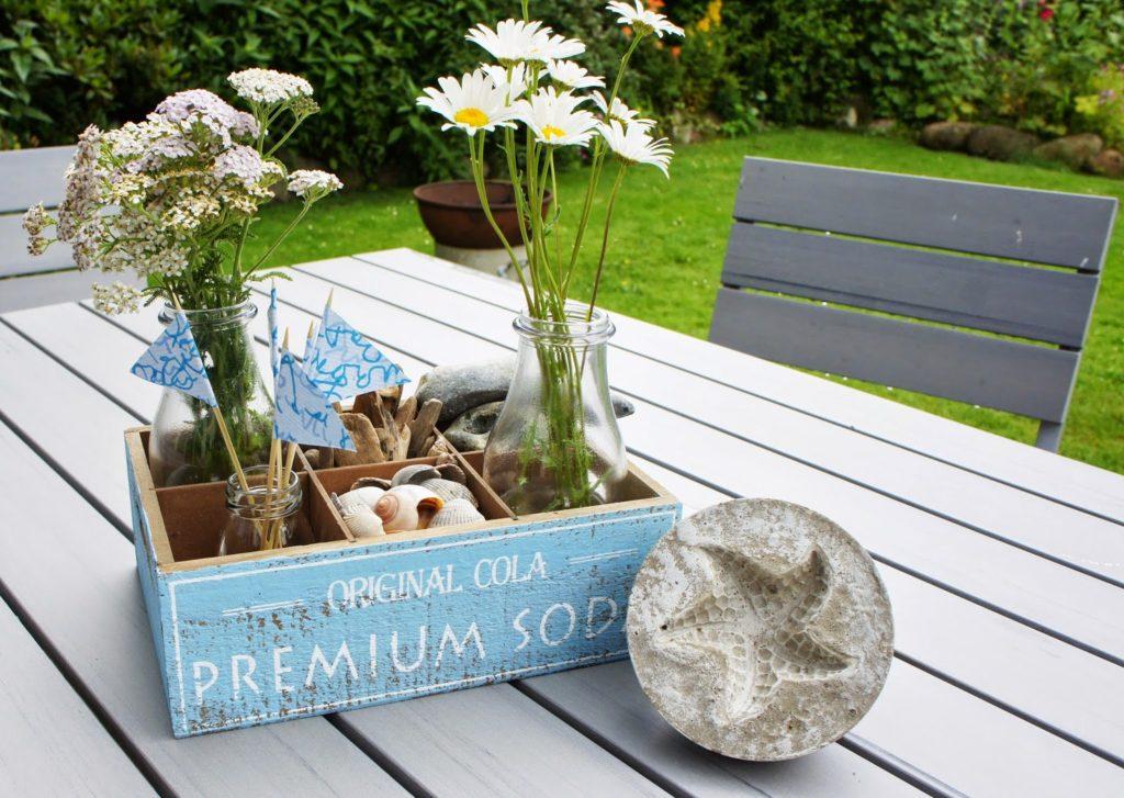 Summertime Tischdeko Und Gewinnerin Smillas Wohngefuhl