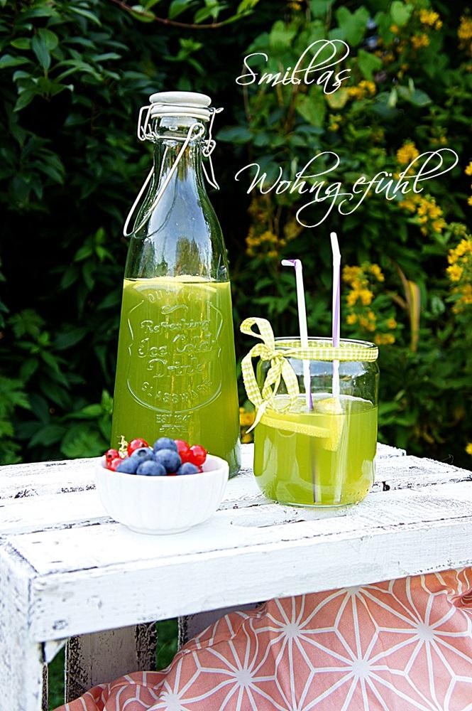 Limonade selber machen rezept