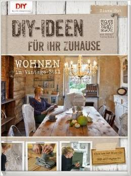 b cherliebe diy ideen f r ihr zuhause wohnen im vintage. Black Bedroom Furniture Sets. Home Design Ideas