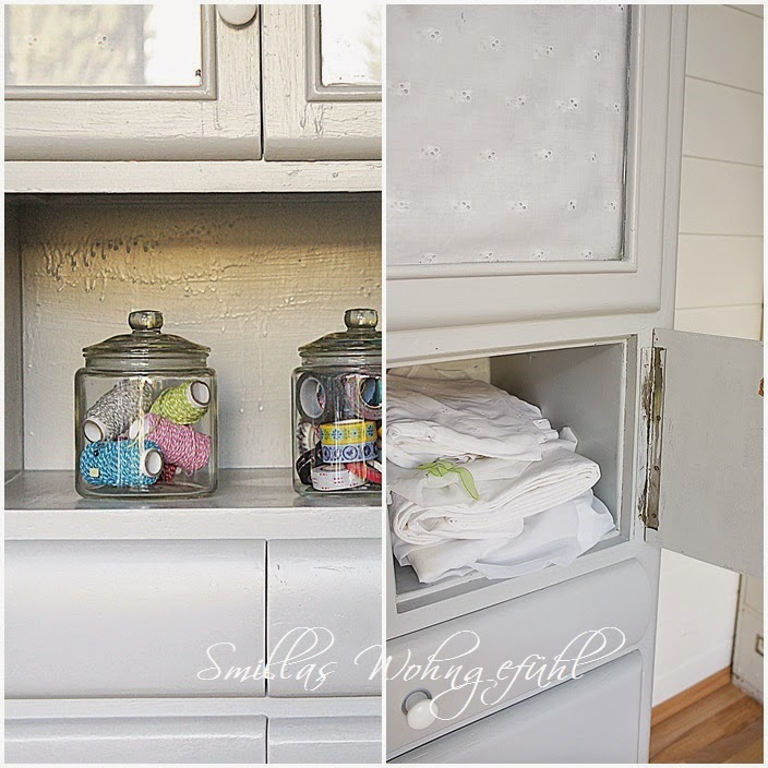 schrank makeover und mini diy smillas wohngef hl. Black Bedroom Furniture Sets. Home Design Ideas