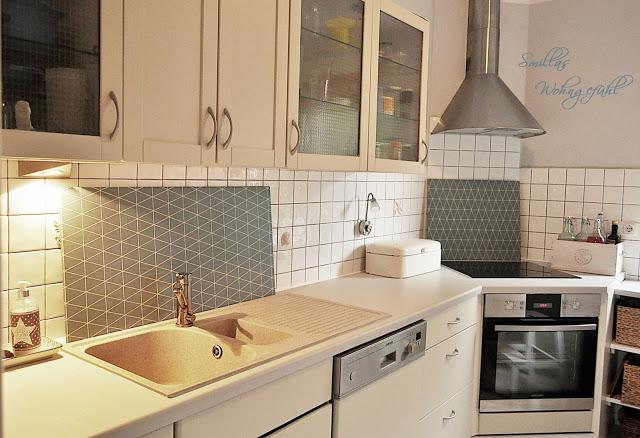 ENDLICH!: neue alte Küche mit Kreidefarbe - Smillas Wohngefühl
