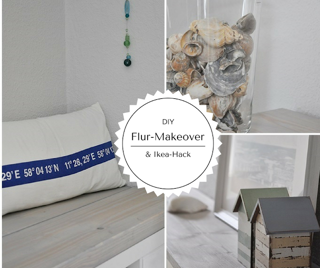 Flur-Makeover-Collage