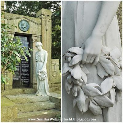Foto spaziergang Riensberger Friedhof bremen