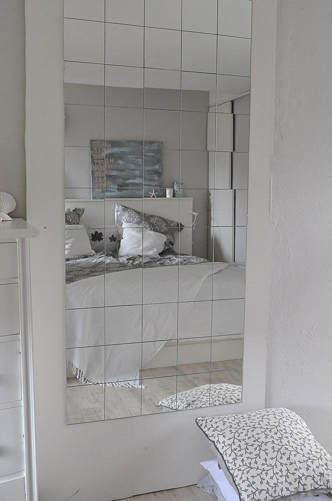 schlafzimmer gemuetlich einrichten spiegel tipps