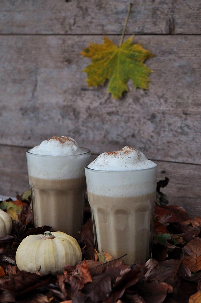 Smillas Wohngefuehl Pumpkin Spice latte vegan