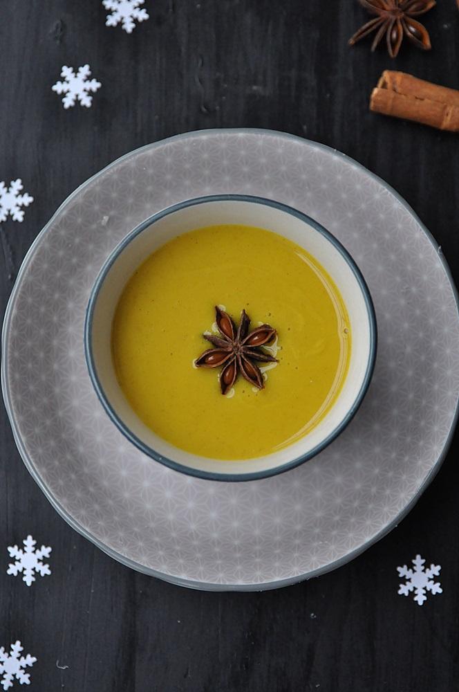 golden milk goldene Milch Rezept