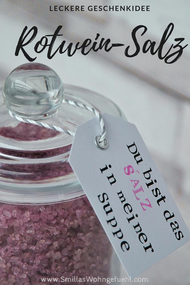 Rotwein Salz rezept