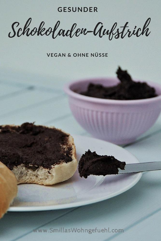 Schokoaufstrich vegan wie Nuss-Nougat-Creme