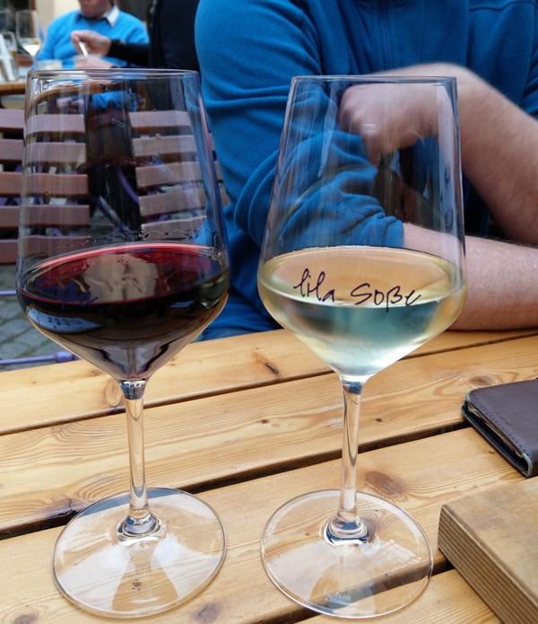 Weinglaser