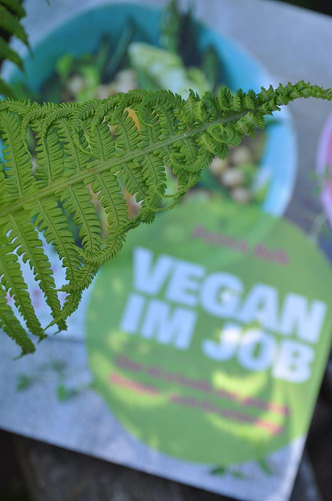 Buchvorstellung Vegan im Job